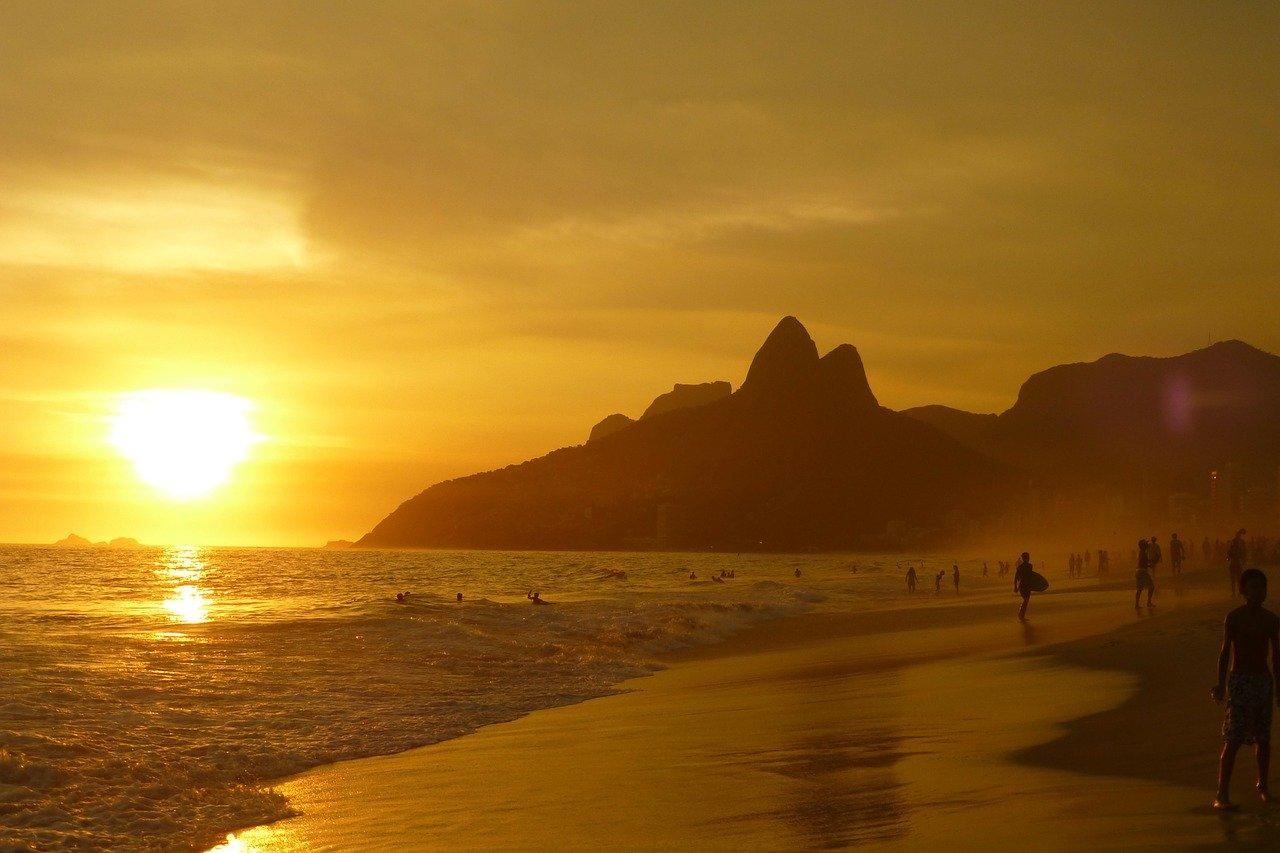 Waarom Rio een prima vakantieoord is.