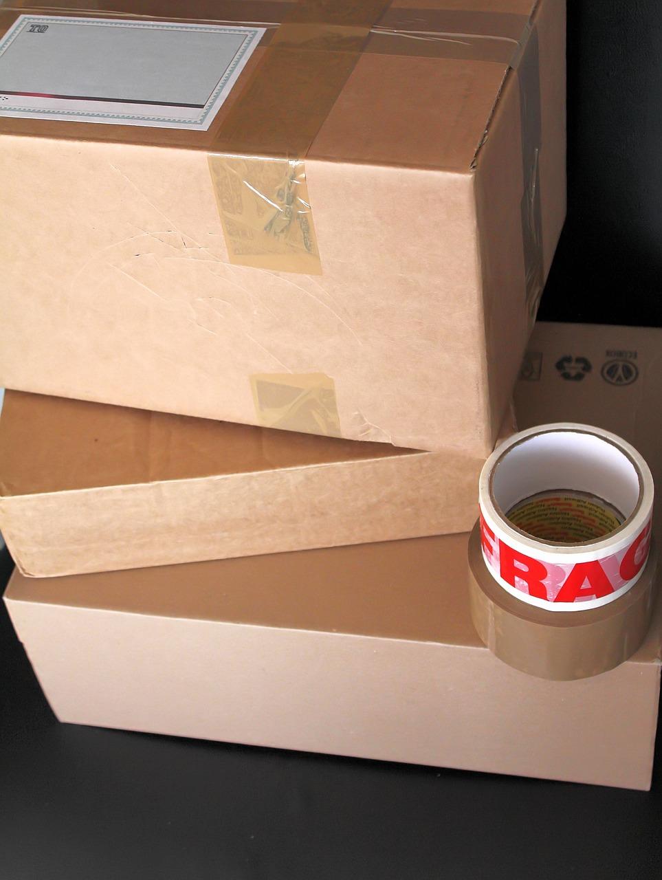 Pakketdiensten vergelijken