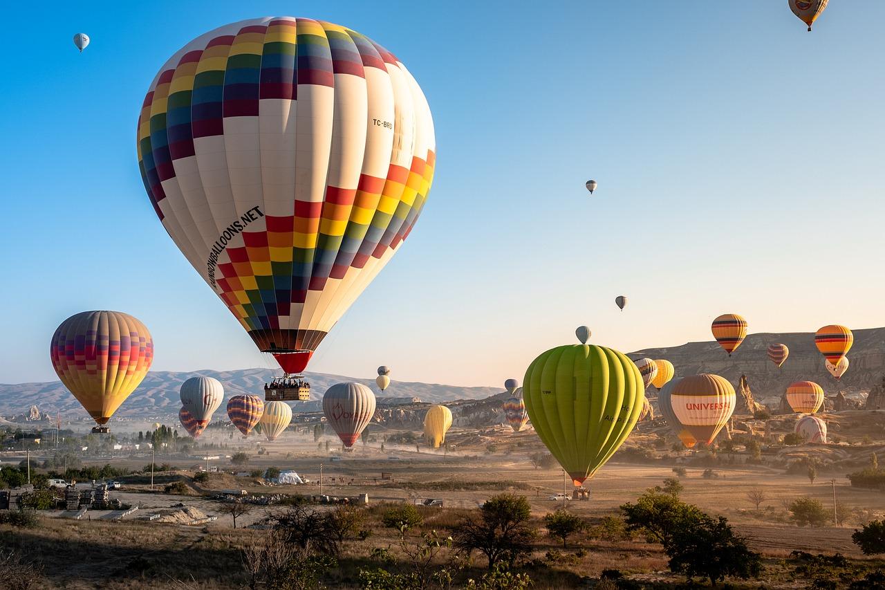 Ballonvaart: een spectaculaire ervaring
