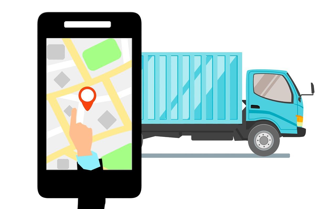GPS voor uw wagenpark